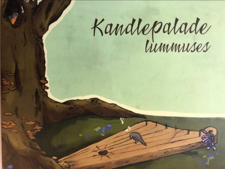 """Ilmus CD """"Kandlepalade lummuses"""""""