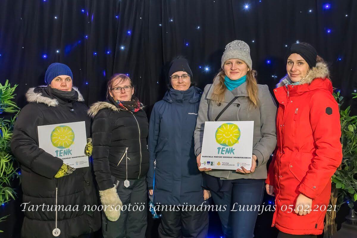 Elva Avatud Noortekeskus – Tervist Edendav Noortekeskus
