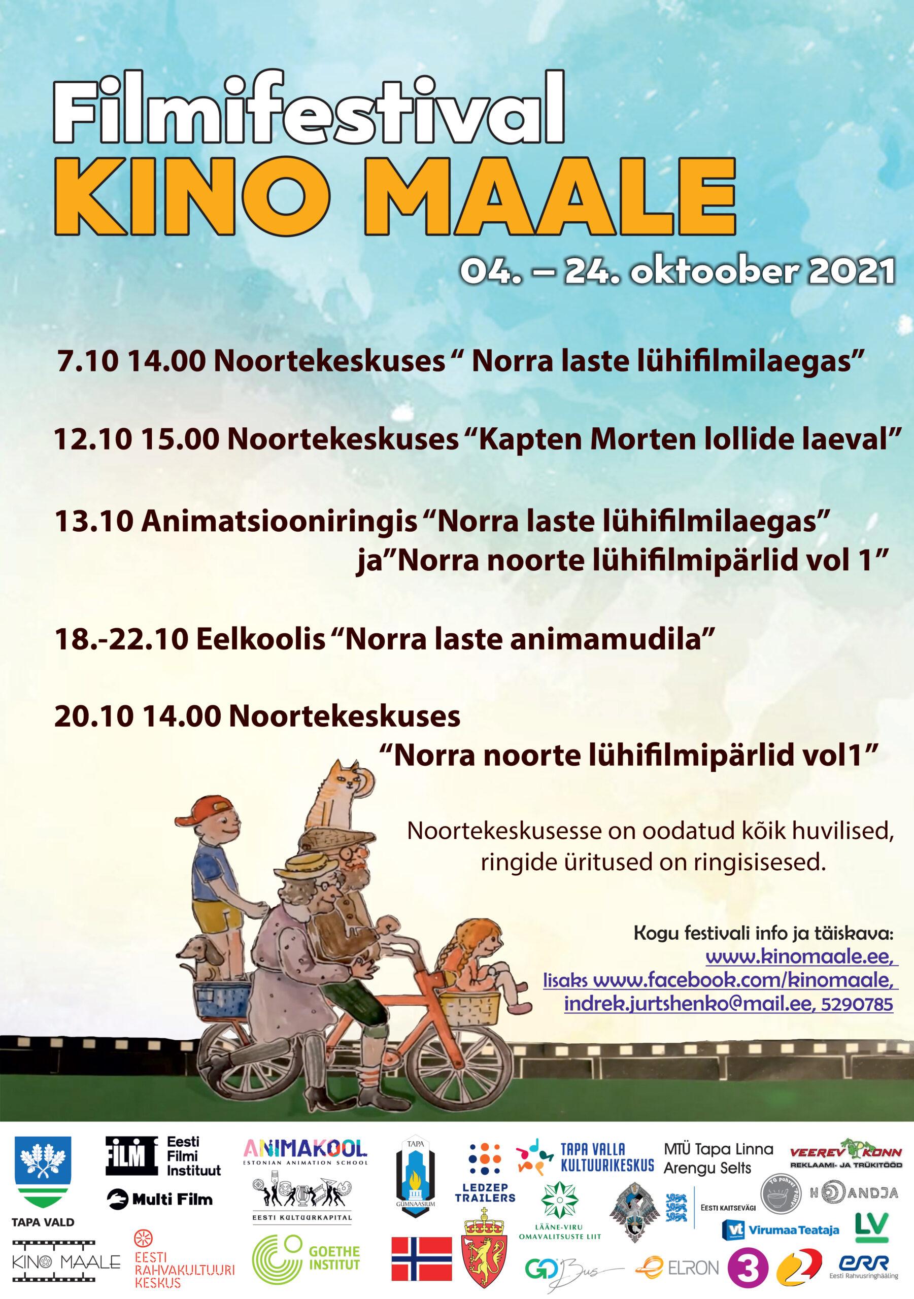 "Filmifestival ""Kino maale"""